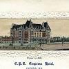 SPC781 C.P.R. Empress Hotel £80