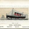 SPC863 RMS Lusitania £45