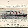 SPC976 RMS Mauretania £32