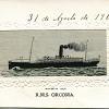 SPC868 RMS Orcoma £40