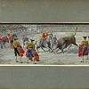 M422 Spanish Bull Fight £120