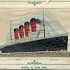 GPC834 Lusitania £30